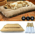 LOSY PET Dog Bed Pet Lounger Deluxe Cushion Fully removable washable dog pad New