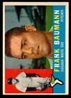 1960 TOPPS BASEBALL 301 TO 400 SELECT FROM LIST