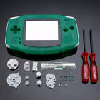 6 Color Replacement Housing Shell Set For Nintendo GBA Gameboy Advance Console