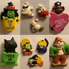 Avon Collection Halloween Thanksgiving Valentines Refrigerator Magnets Choice