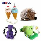 Dog Toy Squeak Sound Plush Chew Cats Balls Interactive Toys Pet Supplies