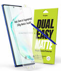 Galaxy Note 10, Note 10 Plus Screen Protector Ringke [Dual Easy Matte] - 2 Pack