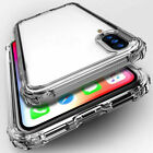 For Xiaomi Redmi Phone Cases Shockproof Protective Bumper Clear Soft Case Cover