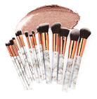 15pcs professional makeup brush set foundation blusher cosmetic make up brushes