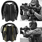 Safety Electronic Earmuff Soundproof Headset Noise Reduction ForOutdoor Shooting