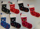 "NHL Various Teams Embroidered Christmas Stockings by Forever Collectibles 24"" $12.95 USD on eBay"