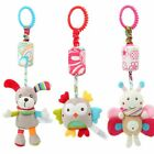 Kyпить Newborn Plush Stroller Toys Baby Rattles Animal Hanging Bell Educational Toys на еВаy.соm