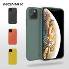 Liquid Silicone Cover Case Shockproof Hybrid Bumper For Apple iPhone11 Pro Max