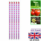 25W 60W T8 LED Grow Lights Tube Strip Hydroponic Plants Full Spectrum Indoor