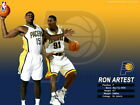 Ron Artest Indiana Pacers NBA Wall Print POSTER FR on eBay