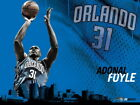 Adonal Foyle Shot Orlando Magic NBA Wall Print POSTER FR on eBay