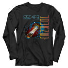 Journey Escape Album Cover Men's Long Sleeve T Shirt Space Beetle Rock Band image