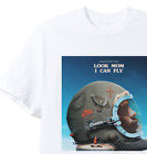 TRAVIS SCOTT LOOK MOM I CAN FLY T-SHIRT tour concert merch supreme astroworld image