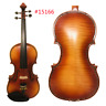 More images of Advanced student violin 4 / 4 maple back side spruce top ,resonant sound #14274