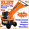 More images of Eliet Maestro City 5.5hp Garden Petrol Chipper Shredder Mulcher Composter 40mm
