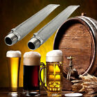 Hops Filter Bazooka Screen Mesh Tube Stainless Steel Barware Beer Easy Apply
