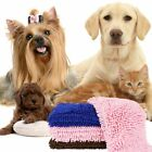 Absorbent Dog Bathrobe Pet Grooming Drying Towel Bathing Tool Cat Cleaning