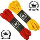 Relco Men's Red & Yellow Laces Skinhead Mod Scooter Dr Martens Boots 140cm 210cm