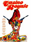 Casino Royale 1967 Original Movie Wall Print POSTER US $54.36 CAD on eBay
