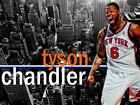 Tyson Chandler New York Knicks NBA Wall Print POSTER US on eBay