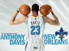 Anthony Davis New Orleans Hornets NBA Wall Print POSTER CA on eBay