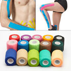 Muscle Tape Medical Therapy Self Adhesive Bandage Waterproof Health Care Sports $0.75 USD on eBay