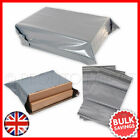 Strong Grey Mailing Post Bags Postage Poly Mail Self Seal Postal Bag All Sizes