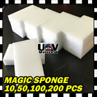 200PCS Lot Magic Sponge Eraser Melamine Cleaning Foam Thick Home Cleaning Tool photo