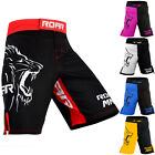 ROAR Mma Shorts Ufc Kick Boxing Muay Thai Grappling Cage Fight Training Shorts