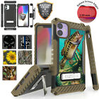"""for iPhone 11 (6.1"""") Tri-Shield Rugged Holster Belt Clip Kickstand Armor Case"""