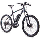 27,5 E-BIKE Pedelec MTB CHRISSON E-MOUNTER 3.0 10S DEORE XT BOSCH PL CX PP 500