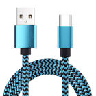 4 xType C USB-C Sync Charger Charging Power Cable For Mac Nexus HUAWEI 1.5/3/6ft