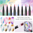 BORN PRETTY Water Color Drawing Pen Nail Art Blossoming Marble Ink Gel Polish