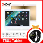 XGODY 16GB Android 7.0 10.1 INCH Tablet PC Quad Core Phablet GPS Dual Camera HD