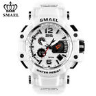 SMAEL Digital Watches Men LED Electronic Wristwatches Fashion Sport Quartz Watch image