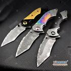 """8"""" Classic Hunting Fishing Assisted Open Stainless Steel Pocket Folding Knife"""
