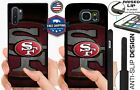 SAN FRANCISCO 49ERS PHONE CASE FOR SAMSUNG NOTE & GALAXY S5 S6 S7 S8 S9 S10 PLUS $19.88 USD on eBay