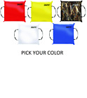 BOAT MARINE FOAM SAFETY PICK COLOR FLOATATION THROW CUSION OVERBOARD SEATING