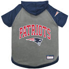New England Patriots NFL Pets First Dog Pet Hoodie Tee Shirt Sizes XS-L $22.45 USD on eBay