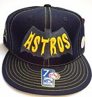 New MLB Houston Astros Cooperstown Collection Embroidered Fitted Cap on Ebay