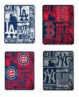 "Northwest MLB Teams New Soft Fleece Throw Blanket 50"" X 60"" on Ebay"