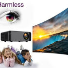 Android 4K HD 1080P 15000 Lumen LED Projector WIFI Home Theater Cinema HDMI