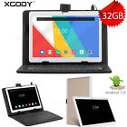 XGODY NEW 10.1 INCH Android 7.0 Tablet PC 10 Inch 64GB HD WIFI 4G 2SIM Phablet