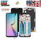 For Motorola Moto G7 Power LCD frame Digitizer Screen Assembly Replacement USPS