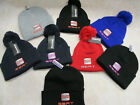 SEAT CAR BEANIE-BOBBLE WOLLIE HAT 8 STYLES