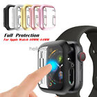 Kyпить iWatch 40mm/44mm Screen Protector Case Snap On Cover for Apple Watch Series 5 4 на еВаy.соm