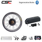 48V 1500W E bike Conversion Kit Motor Wheel Motor Hub 20 29 inch With Battery