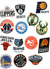NBA Basketball Decal Sticker Licensed Team Logo Designs 🏀 Choose your team! on eBay