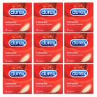 Durex Elite Condoms - Intimate Ultra Thin Feel ** Retail Boxes** 6-12- 24-48-100