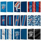 OFFICIAL NBA OKLAHOMA CITY THUNDER LEATHER BOOK CASE FOR APPLE iPAD on eBay